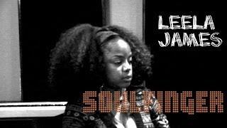 SOULFINGER featuring Leela James