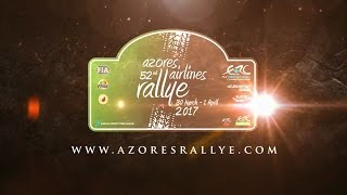 FIA ERC Azores Airlines Rallye 2017 | LIVE
