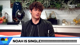 Video Noah Centineo Gets Real About Being Single, Self-Care And Safe Sex MP3, 3GP, MP4, WEBM, AVI, FLV September 2018