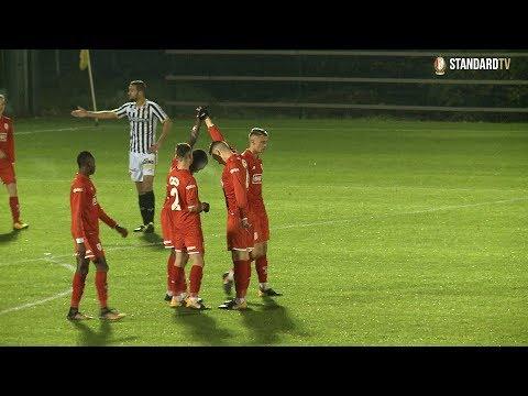 Standard -Charleroi U21 : 3-0