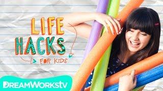 Pool Noodle Hacks | LIFE HACKS FOR KIDS