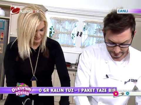 deryanın dünyası  İtalyan köy ekmeği  ve  Turkish pizza  yapımı ve tarifi..20.02.2014