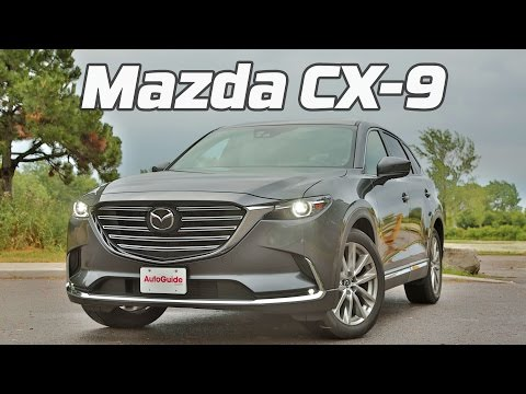2016 Mazda CX-9 Long-term Test - First Impressions