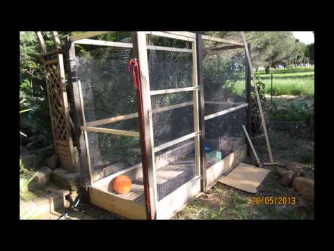 Comment construire une cage a lapin en bois la r ponse for Construire cabane lapin