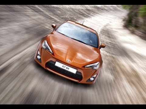 Toyota GT 86 review: First Impressions