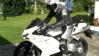 10. Result of Ducati 848 Testride