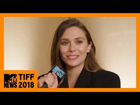 Elizabeth Olsen on 'Sorry for Your Loss'   TIFF 2018   MTV News