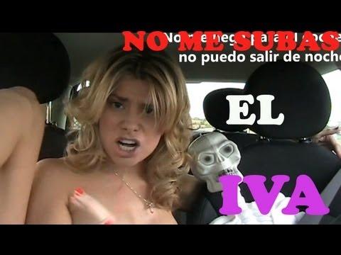 María Lapiedra - No me subas el IVA, bájame las bragas