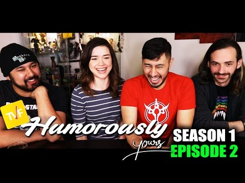 Download TVF HUMOROUSLY YOURS e2 Reaction w/ Achara, Greg, John HD Mp4 3GP Video and MP3