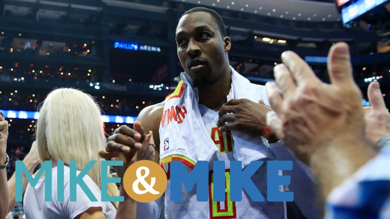 Does Dwight Howard Have A Future In Atlanta? | Mike & Mike | ESPN