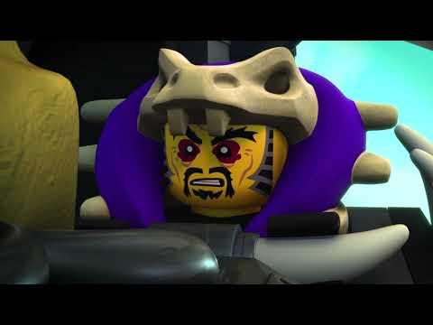 LEGO NINJAGO Season 4 - Episode 42: The Day of the Dragon