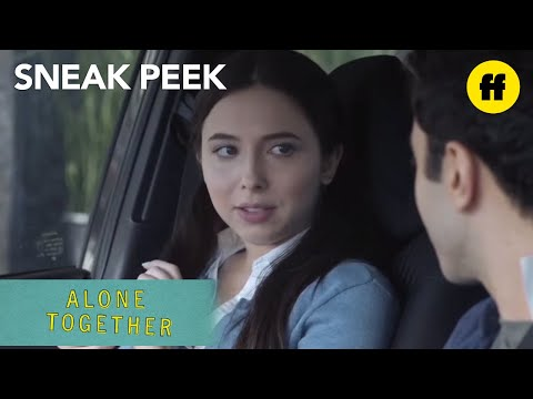 Alone Together | Season 1, Episode 10 Sneak Peek: This Job Market! | Freeform