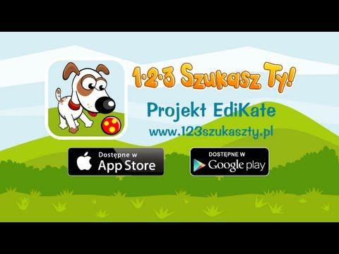123 Szukasz Ty! Gra dla dzieci na iPhone, iPad i Android.