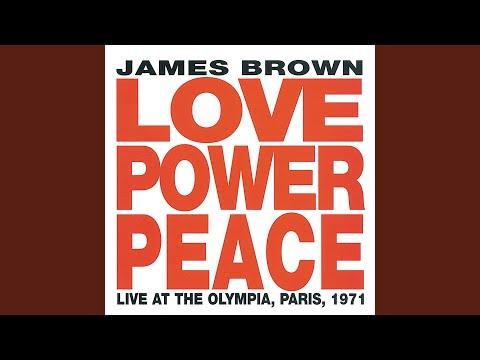 Super Bad (Live At The Olympia, Paris / 1971)