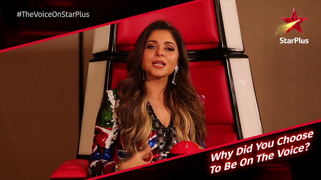 The Voice   Kanika's Reasons To Choose The Show