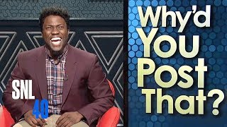 Video Why'd You Post That? - SNL MP3, 3GP, MP4, WEBM, AVI, FLV Maret 2018