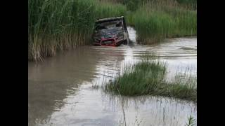 11. Is that a boat? (Highlifter Polaris, Can-am)