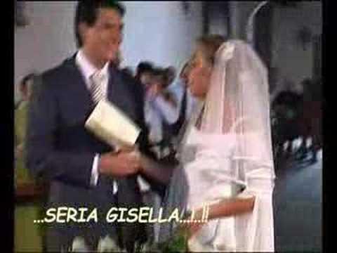Gisella e Antonio vanno a nozze