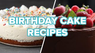 5 Cakes To Bake For A Birthday Party • Tasty by Tasty