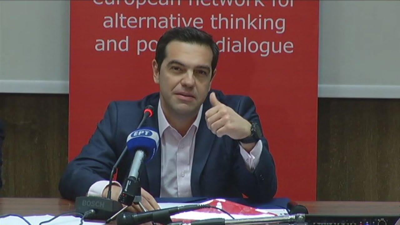 Αλ. Τσίπρας: Θα είμαστε η κυβέρνηση που θα επαναφέρει τις συλλογικές διαπραγματεύσεις