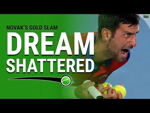 Olympics Shock: How Zverev Shattered Novak's Gold Grand Slam Dream