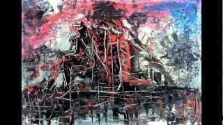 Iranian Artist - Painting Deutschland 2015