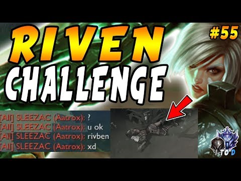 The ULTIMATE Riven Challenge! How Hard Can It Be? | Iron IV To Diamond Ep #55