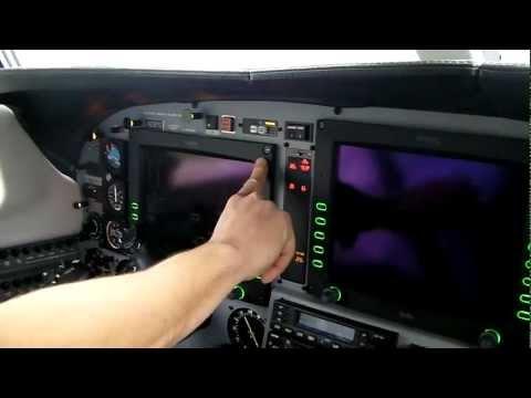 Piper PA-46T Meridian Start Procedure // SOLD by www.AMVJET.com
