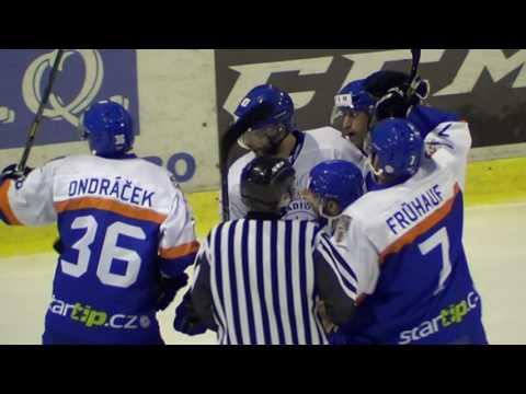 HC Stadion Litoměřice - HC Benátky nad Jizerou 3:1