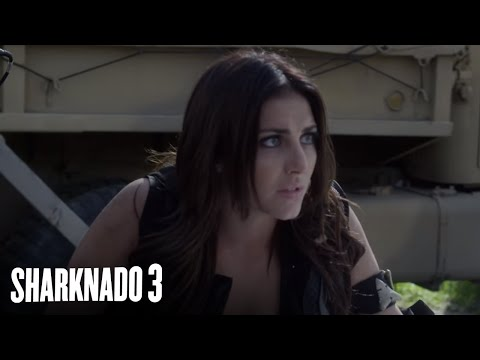 Sharknado 3: Oh Hell No! Behind the Scenes