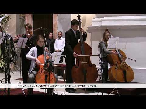 TVS: Strážnice - Na vánočním koncertu ZUŠ koledy neuslyšíte