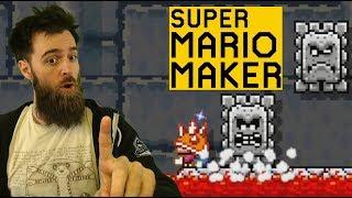 The 100 Mario Pacifist Challenge SUPER MARIO MAKER