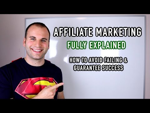 SECRET To Make Money Online With Affiliate Marketing
