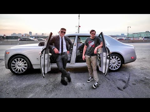 $628,360 Rolls Royce Phantom