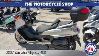 3. 2007 Yamaha Majesty 400