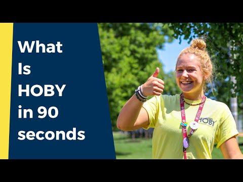 HOBY (Hugh O'Brian Youth Leadership)