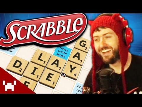 CHALLENGE OUR WORDS! (Scrabble Online w/ Ze, Chilled, & Tom)