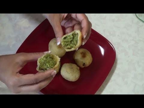 Kachori Recipe- Stuffed balls – Indian Recipes by Bhavna