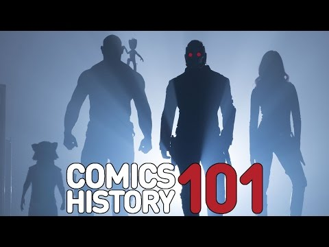 Comics - It's time for another Marvel history lesson! Watch IGN's quick guide to the Guardians of the Galaxy, the studio's next superhero team movie... Subscribe to I...