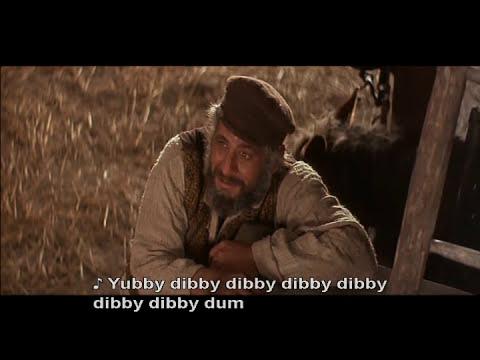Tekst piosenki Fiddler On The Roof - If I were a rich man po polsku