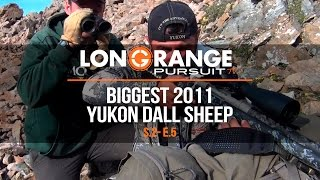 Video Long Range Pursuit | S2 E5 Biggest 2011Yukon Dall Sheep MP3, 3GP, MP4, WEBM, AVI, FLV Mei 2017