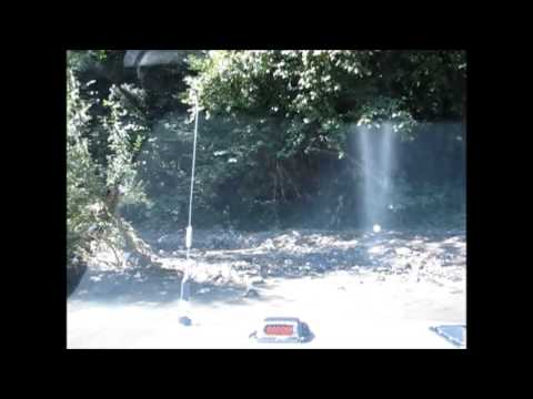 CALVARI, GIOCANDO NEL TORRENTE