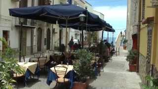Cefalu Italy  city images : Cefalu Cafes and Laneways Sicily, Italy