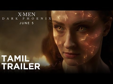 X-Men: Dark Phoenix | Official Tamil Trailer | June 5 | Fox Star India