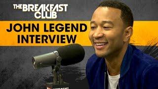 Video John Legend Speaks On Family Values, Colin Kaepernick, Bill O'Reilly & More MP3, 3GP, MP4, WEBM, AVI, FLV Juli 2018