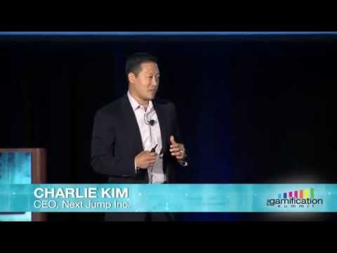 GSummit SF 2012: Charlie Kim - Enterprise Gamification of Fitness