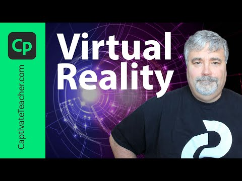 Virtual Reality in Adobe Captivate 2019