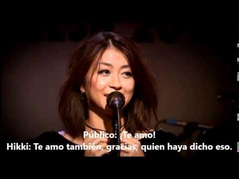 Hikaru Utada-Crying like a child Live ( In the Flesh 2010) Sub español (видео)