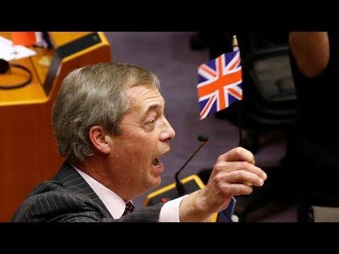 Фараж: Тръгнахме си и няма да се върнем в ЕС! Надявам се това да е началото на края на този проект