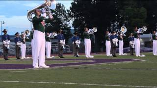 The Madison Scouts play You'll Never Walk Alone during the DCI Live! Preview show on June 15th.